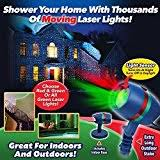 star shower laser light reviews best christmas light projectors for your home in 2018