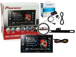 pioneer avh x2700bs dvd receiver with 6 2
