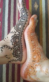 henna tattoo diy how to draw your own mehndi zenjoy