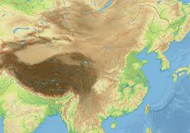 Stl Map China Map 3d Model Cgtrader