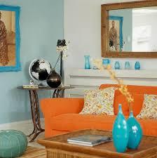 orange and blue bedroom orange and blue bedroom ideas home delightful