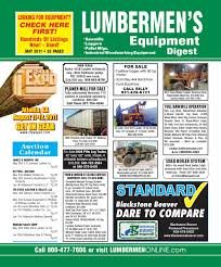 lumbermen u0027s equipment digest may 2011 by lumbermen u0027s equipment