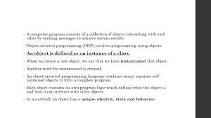 programming in java unit ppt video online download
