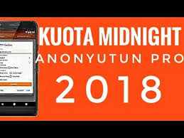 setting anonytun midnight setting ubah kuota midnight dengan anonytun pro 24jam 2018 youtube