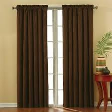Eclipse Samara Blackout Curtains Window Drapes Curtain Panels Sears