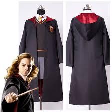 Harry Potter Hermione Harry Potter Hermione Granger Cosplay Costume Gryffindor