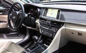 Kia Optima 2015 Interior Kia Optima Of 2016 Year All About New Cars