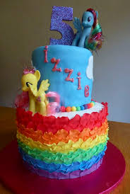 54 best rainbow pony cake ideas images on pinterest