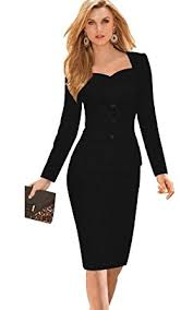 babyonlinedress office ol wear to work long sleeve bodycon casual