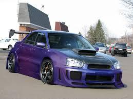 subaru impreza customized dark purple impreza by ditto kun on deviantart