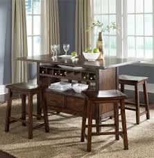 High Top Bar Stools Kitchen Fabulous Round Bar Table High Top Kitchen Tables Dining
