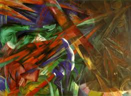 The Most Famous Paintings Franz Marc Paintings Biography Quotes Of Franz Marc