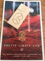 pretty lights red rocks tickets pretty lights fans are flip ping out over the new announcements