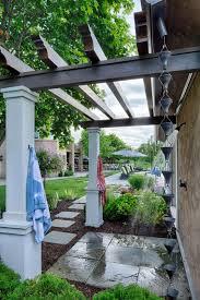 100 open air shower outdoor shower area of modern resort