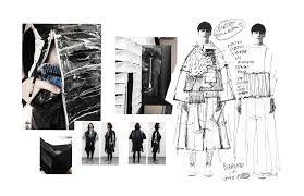 concept journal fashion sketchbook fashion textiles and fashion