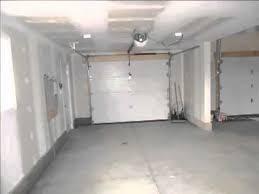 2 Car Detached Garage Detached Two Car Garage Youtube