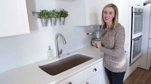touchless faucets kitchen kohler sink sensate touchless faucet tour gimme some oven