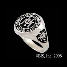silver class rings images Lovecraft miskatonic university class ring sterling silver jpg