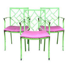 Chinese Chippendale Dining Chairs Vintage U0026 Used Chippendale Dining Chairs Chairish
