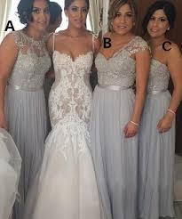 grey bridesmaid dresses chiffon bridesmaid dresses mismatched bridesmaid dresses grey