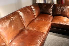 Soft Sectional Sofa Adorable Saddle Brown Leather Sofa 122034 L Sectional Sofa Saddle
