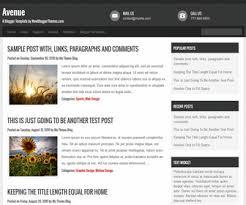 templates for blogger for software avenue blogger template newbloggerthemes com