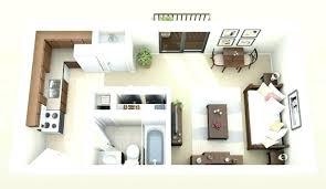1 bedroom studio apartment efficiency apartment floor plans 1 bedroom efficiency apartment