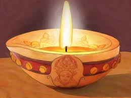 3 ways to decorate a diya wikihow