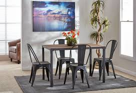 Japanese Style Flooring Dining Room Black Leather Chairs Hand Home John Cootes Furniture