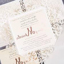 wholesale wedding invitations foil wedding invitations inspirational foil service unregi