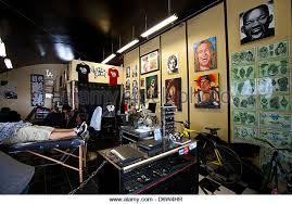 tattoo shop los angeles tattoo parlor stock photos u0026 tattoo parlor stock images alamy