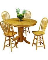 Oak Bistro Table Great Deals On Oak Pub Table Sets
