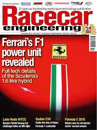 racecar engineering 2015 formula racing formula one