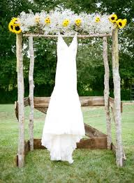 wedding arches etsy 47 sunflower wedding ideas for 2016 elegantweddinginvites