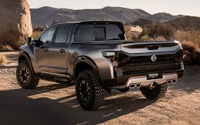 titan nissan 2016 nissan titan warrior concept 2016 wallpapers and hd images car