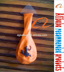 halloween led balloons balloon stopper balloon self seal valves with ribbons for use with