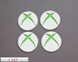 xbox cake topper xbox logo cupcake topper tutorial how to cake that