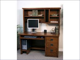 Oak Computer Desk With Hutch Seattle Computer Desks And Hutches Home Office Furniture Store
