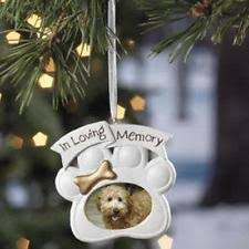 pet memorial ornament ebay