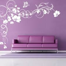 Floral Wall Stencils For Bedrooms 7 Best Stencils Images On Pinterest Flower Stencils Wall