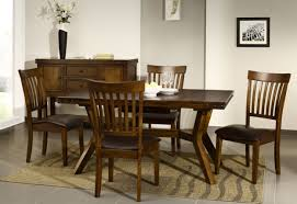 furniture glass table and chairs kitchen table sets contemporary