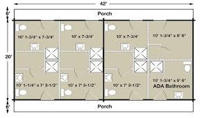 bath house floor plans grove bath house log cabin plan