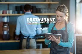 restaurant technology guide u2014 foodable network