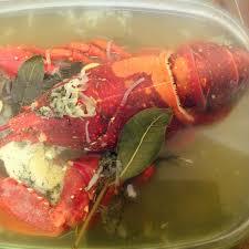 cuisine homard recette homard à la cuisson vapeur douce magazine omnicuiseur