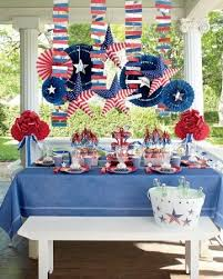 Fourth Of July Table Decoration Ideas 943 Best Summer U0026 Patriotic 4th Of July Decorating Parties And