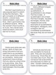 main idea worksheet 2nd grade the best and most comprehensive