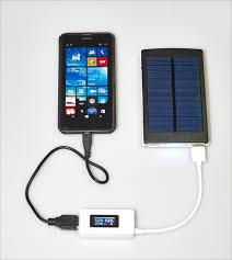 Diy Solar Phone Charger More Power Australian Image