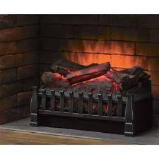 Realistic Electric Fireplace Insert by Electric Fireplace Heater Insert Ebay