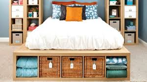38 storage ideas for small bedrooms youtube