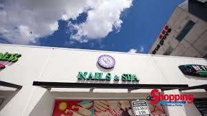 qq nails u0026 spa de shopping en texas youtube